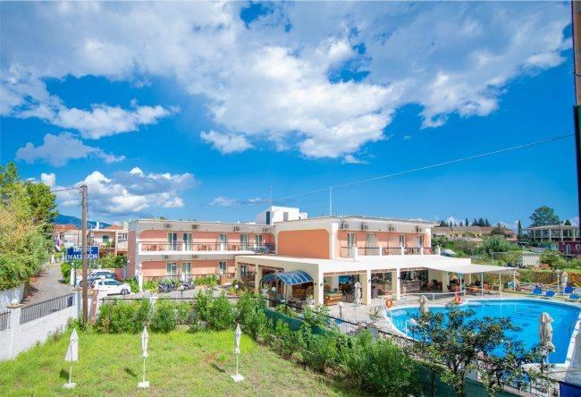 gouvia -hotel maltezos